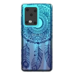 Voor Galaxy S20 Ultra Painted TPU Protective Case (Dreamcatcher)