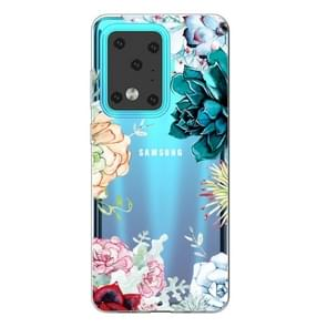 Voor Galaxy S20 Ultra Lucency Painted TPU Protective Case (Witchford)