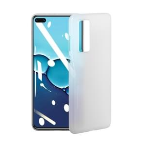 Benks PP Matte Anti-fingerprint Mobiele Telefoon Protective Back Cover Case (Wit)