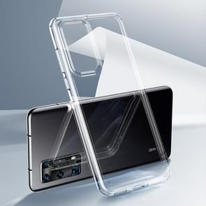 Voor Huawei P40 Benks TPU + PC Anti-fall Transparante mobiele telefoon case