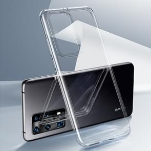 Voor Huawei P40 Pro Benks TPU + PC Anti-fall Transparante mobiele telefoon case