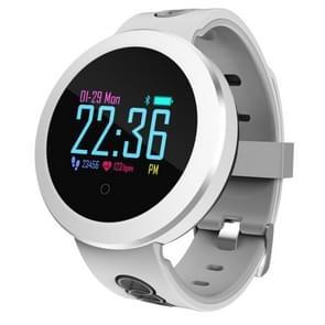 Q8 Pro 1 0 inch HD-kleurenscherm IP68 Waterproof Sport Smart Watch  Ondersteuning hartslagbewaking / slaapmonitor / Oproepherinnering (Wit)