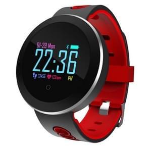 Q8 Pro 1 0 inch HD-kleurenscherm IP68 Waterproof Sport Smart Watch  Ondersteuning hartslagbewaking / slaapmonitor / Herinnering voor oproepen (rood)