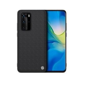 Voor Huawei P40 Pro NILLKIN Shockproof TPU+PC Textured Case