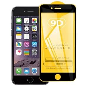 Voor iPhone 6 & iPhone 6s 9D Full Glue Full Screen Tempered Glass Film