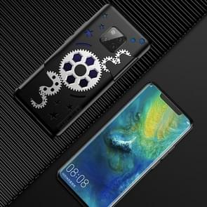 Voor Huawei Mate 20 Pro GKK Mechanic Full Coverage PC Case (Sliver+Black)