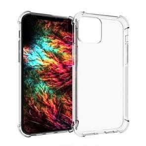 Voor iPhone 12 6 7 inch schokbestendige antislip waterdichte verdikking TPU beschermhoes