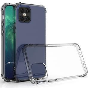 Voor iPhone 12 6 7 inch Shockproof Transparante TPU beschermhoes