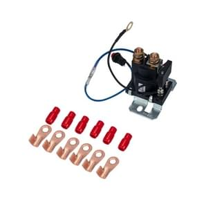 Auto Modificatie 12V / 200A Dual Battery High Current Isolator Relay Battery Bidirectional Control Protector met Terminal