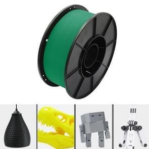 1 0 KG 3D-printer filament PLA-F composietmateriaal(groen)