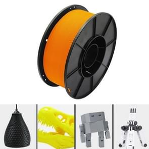 1 0 KG 3D-printer filament PLA-F composietmateriaal(oranje)