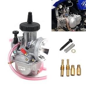 PWK33mm Universal Motorcycle Carburateur Carb Motor Carburateur