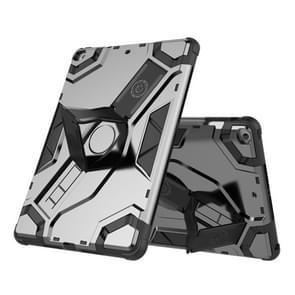 Voor iPad Air / iPad 5 Escort Series TPU + PC Schokbestendige beschermhoes met houder(zwart)