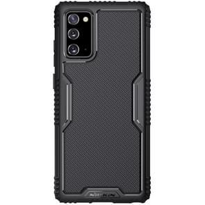 Voor Samsung Galaxy Note 20 NILLKIN Tactics Series TPU Beschermhoes