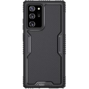 Voor Samsung Galaxy Note 20 Ultra NILLKIN Tactics Series TPU Beschermhoes