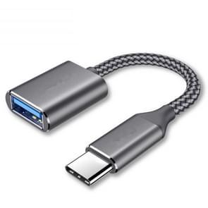 Type-C / USB-C naar USB OTG-adapterkabel
