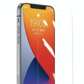 Voor iPhone 12 5 4 inch Benks KR-serie 0 15 mm ultradunne HD-gehard glasfilm