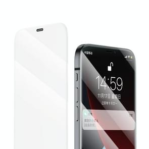 Voor iPhone 12 5 4 inch Benks OKR + Series 0 3 mm High Definition Borderless Diamond Tempered Film + Metal Dust Filter