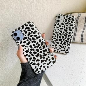 Voor iPhone 11 Pro Max Leopard Print Patroon Beschermhoes