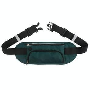 YIPINU YS17 Outdoor Mountaineering Sport Waterproof Mobile Phone Waist Bag Kettle Bag (Groen)