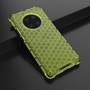 Voor Huawei Mate 40 Pro Schokbestendige honingraat PC + TPU beschermhoes(groen)