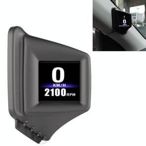 AP-1 Auto HUD Head-up Display OBD GPS Driving Computer Code Table