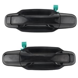 2 PCS Auto Achterdeur Buitenhandgreep 83650-3E010+83660-3E010 voor KIA Sorento 2003-2006