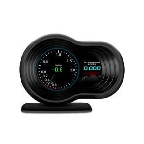 F9 OBD2 + GPS-modus Auto HUD Head-up Display Snelheid / Water temperatuur / Voltage Display