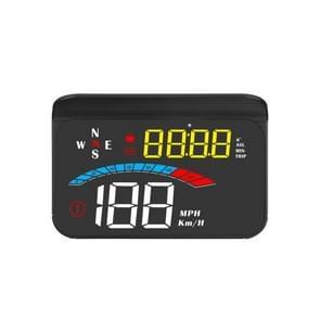 M16 Auto HUD Head-up Display GPS Speed Meter Speed / Voltage