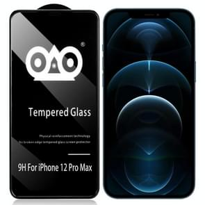 Shockproof Anti-breaking Edge Airbag Tempered Glass Film For iPhone 12 Pro Max