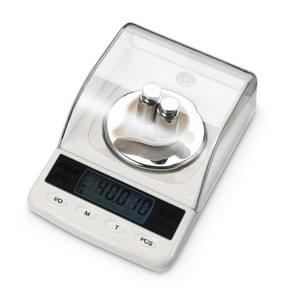 KL-50 Portable High Precision Electronic Diamond Jewelry Scale & Carat Scale (0.001g~50g), Excluding Batteries