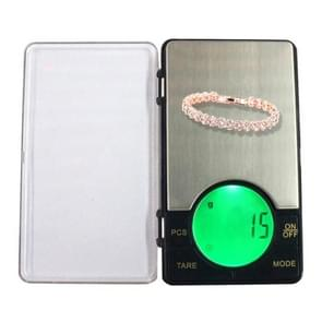 MP-200 Portable High Precision Electronic Diamond Gold Jewelry Scale  (0.01g~200g), Excluding Batteries
