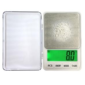 MH-887 6000g x 0.1g 4.5 inch LCD Digital Electronic Kitchen Scale