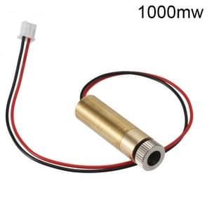 NEJE 1000 MW 405NM blauw + paars licht Laser Module accessoire voor de DIY Laser etser Printer