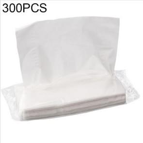 300 Packs 50 Pumping Room Paper Servetten Gezichtsweefsel
