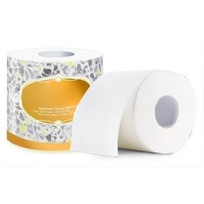 120g 3 Lagen Cored Plate Home Roll Toiletpapier Sanitair Papier