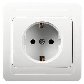 16A Wall-mounted Socket, EU Plug