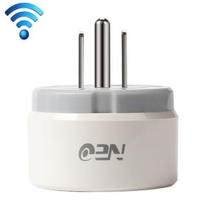 NEO NAS-WR02W WiFi US Smart Power Plug,with Remote Control Appliance Power ON/OFF via App & Timing function