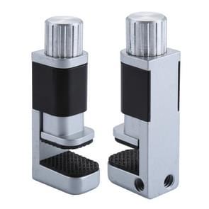 2 PC's vaste reparatie gereedschap Clip metalen evenwicht Clip voor tabletten / Phones(Black)