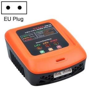 TE3AC 25W 3A LiPo & LiFe (2S / 3S) NiMH (1-8S) Balance Charger, EU Plug