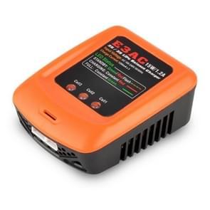 E3AC 15W 1.5A 2S / 3S LiPo Balance Charger, EU Plug