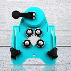 Tile Glass Marble Hole Fixer Tile Perforated Locator Tile Glass Marble Perforated Fixer Drill Locator Tile Chamfer