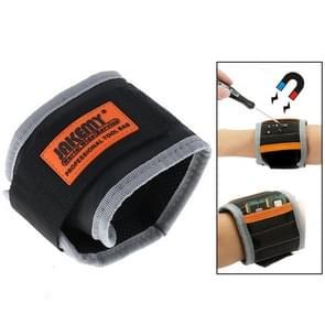 JAKEMY JM-X5 magnetische opslagmedia polsbandjes voor het houden van schroeven  nagels  boor Bits