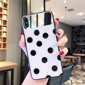 Glass Protective Case For iPhone 8 & 7(White)