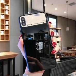 Glass Protective Case For iPhone XS Max(Black)