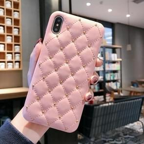 Leather Protective Case For iPhone 8 & 7(Pink)