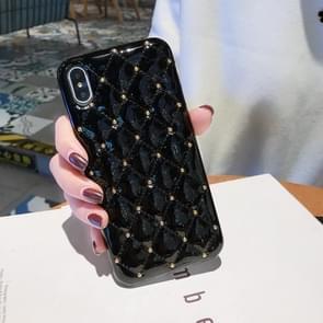 Lederen beschermhoes voor Huawei mate 20 Pro (zwart)