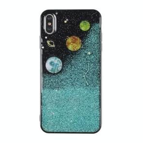 Universe Planet TPU Protective Case For Galaxy S9 Plus(Universal Case B)