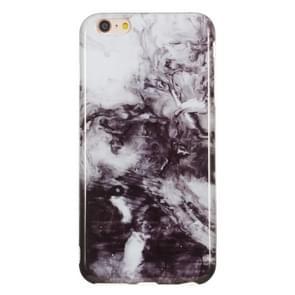 TPU beschermhoes voor iPhone 6 & 6s (Ink Painting)