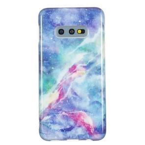 TPU beschermhoes voor Galaxy S10e (Blue Star)